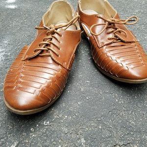 Huarache Loafers
